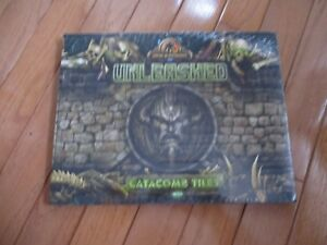 Iron Kingdoms Unleashed RPG Catacomb Tiles SW