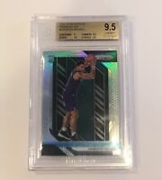 2018 PANINI SILVER PRIZM #278 Miles Bridges RC BECKETT 9.5 GEM MINT - (31 POP)