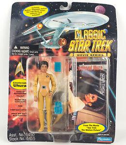 Star Trek Classic Movie Series Lieutenant Uhura Action Figure Playmates 1995