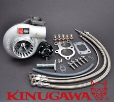 "Kinugawa Billet Turbo for  RB25DET 3"" Anti Surge TD06H-25G 12cm T3 Intel Gate"