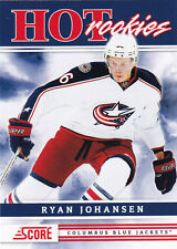 2011-12 SCORE RYAN JOHANSEN RC SP #561 HOT ROOKIES HR 11-12