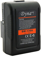 Dynacore 3 Stud Mini Battery DM-130A; Gold Mount Battery / 130Wh Dyna Battery