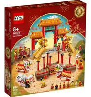 Lego 80104 Löwentanz/ Lion Dance  Neu & OVP
