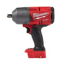 """Milwaukee 2766-20 M18 FUEL 1/2"""" High Torque Impact Wrench with Pin Detent (Tool"""