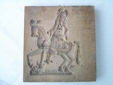 Museales Holzmodel, Backmodel, Springerlemodel Barock um 1750 - 1760