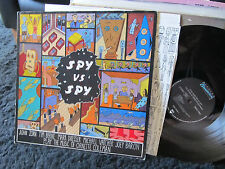 SPY VS SPY '89 vs. The Music of Ornette Coleman LP John Zorn naked city w/insert