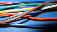 22 AWG Gauge Stranded Hook Up Wire 10 colors 10, 25, 50 ft UL1007 300v