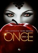 Once Upon A Time: The Complete Third Season - 5 DISC SE (2014, REGION 1 DVD New)