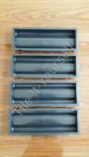 * Set di 4 * Canale di plastica pavimentazione in calcestruzzo Stampo pavimentazione in pietra soletta