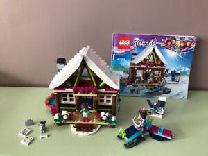 Lego Friends - Snow Resort Chalet 41323