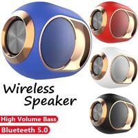 X6 Bluetooth 5.0 Speaker TWS Portable Wireless Waterproof TF AUX USB FM