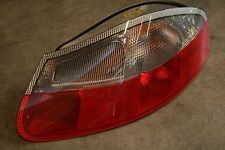 Porsche 986 Boxster 97-04 Rear Tail Light Housing Cover Right Smoke Clear OEM