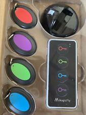 MagicFly Key Finder, Wireless Key Rf Locator Item Anti-Lost Tag Alarm.