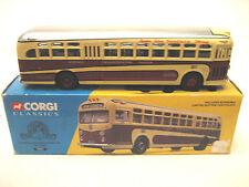 CORGI CLASSICS: #54001 SURFACE TRANSPORTATION GM BUS