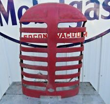 Massey Harris 44 Tractor Grille Shell Mh Rat Rod Man Cave Rustic Decor