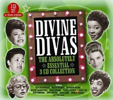 Various  - Divine Divas - The Absolutely Essential 3 CD Collection (2017)  NEW