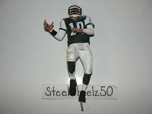 McFarlane Series 7 New York Jets Chad Pennington #10 Green Jersey Figure 2003