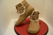 """""""Predictions"""" womens moccasin ankle boot sz. 10"""