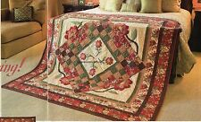 Oh What A Beautiful Morning Quilt Pattern Pieced/Applique KG