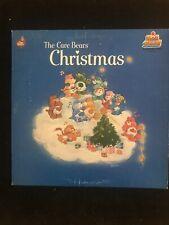 The Care Bears Christmas Holiday 1983 Kid Stuff KSS5040 Vinyl LP Record 12 Inch