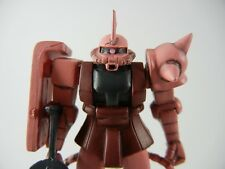 "Gundam Gashapon M.S.Selection 30 ""MS-06S Char's ZAKU Ⅱ""  Figure BANDAI"