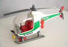 PLAYMOBIL (K4104) POLICE - Hélicoptère de l'Unité de Recherche Aérienne 3907