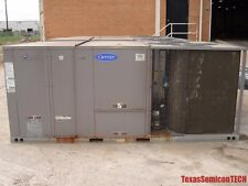 Lot of 2 - Carrier Weathermaker 50TC Rooftop Electric Cooling Units 460V R-410A
