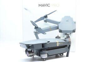DJI Mavic Pro 4k Quadcopter Drone -BB 1132-