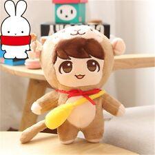 Kpop Idol Infinite Lee SeongYeol Cute Monkey Animal Plush Toys Stuffed Doll New