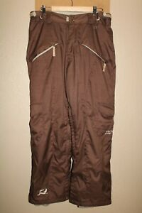 """RIDE Cell Five Mens Large 34-36""""W 30""""L 5Kmm Insulated Snow/Snowboard Pants"""