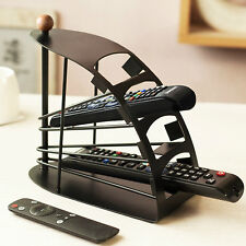 TV Remote Control Steel Organiser Universal Storage Organizer Holder Rack Stand