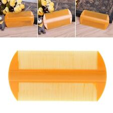 Double Sided Nit Fine Tooth Head Lice Hair Combs for Kids Pet Flea Plastic