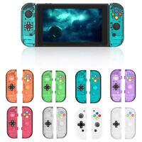 Controller Griffe Shell Case Cover Schutz Hülle für Nintendo Switch Joy-con