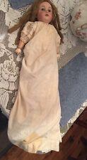 """Armand Marseille """"princess 1 Germany """" Bisque Doll 21-22"""" RARE ANTIQUE!"""