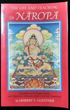 Life and Teaching of Naropa Tibetan Buddhism, Milarepa, Tantra, yoga thangka