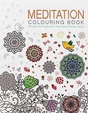Meditation Colouring Book (Colouring Books),Arcturus Publishing,New Book mon0000