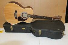 Martin Custom Model  12 String Acoustic Guitar with hard shell case #8 of 200
