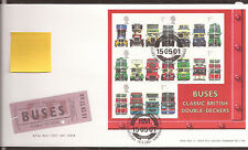 GB FDC 2001 buses m/s
