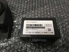 Audi A6 C5 Allroad 2.5TDI 00-05 ALARM CONTROL MODULE ECU UNIT 4D0951173D