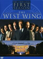 West Wing: The Complete First Season [4 Discs] (2011, REGION 1 DVD New)