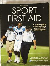 Sport First Aid-5th Edition - Paperback By Flegel, Melinda - Very Good
