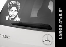 PRINCE 2010 Cameo Decal