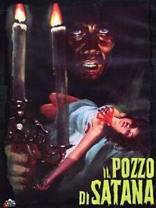 IL POZZO DI SATANA - Pulp Video (DVD) Nuovo