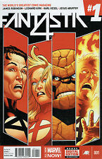 Us Comic pack tu four 1-5 robinson Kirk Marvel