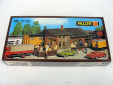 FALLER 120154 HO H0 FREIGHT STATION , GARE A MERCHANDISES , NEW NEW NUEUE