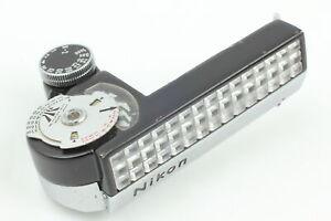 【  CLA'd Near MINT in BOX  】 Model II 2 Nikon Meter Exposure Meter    From JAPAN