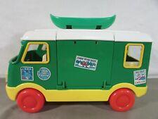 Tyco Sesame Street Camping Van RV Set w/ Accessories
