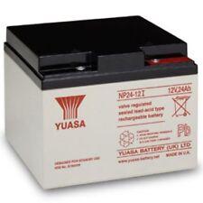 np24-12 12v 24ah YUASA ÁCIDO DE PLOMO batería recargable