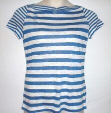 NEW WITH TAG! LAUREN RALPH LAUREN, Women's Short Sleeve Top, Size L MSRP $64.50