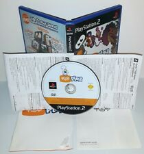 EYE TOY - Ps2 Playstation Play Station 2 Gioco Game